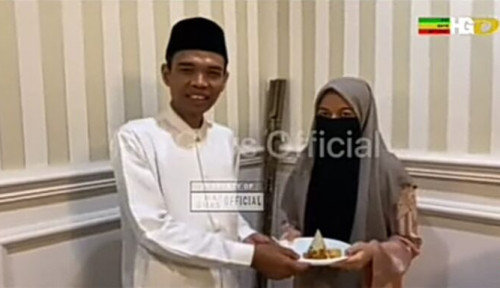 Rayakan Ulang Tahun, Ustad Somad Diingetin Netizen: Selamat Murtad... Selamat Murtad...