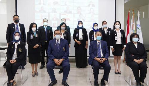 Pengurus IKKESINDO Banten Dilantik, Targetkan Jadi Guidance Pembangunan Kesehatan