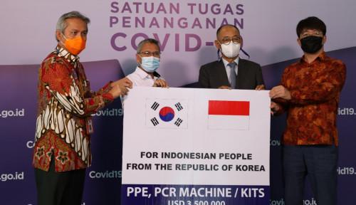 BNPB Terima Bantuan Penanganan Pandemi COVID-19 dari KOICA
