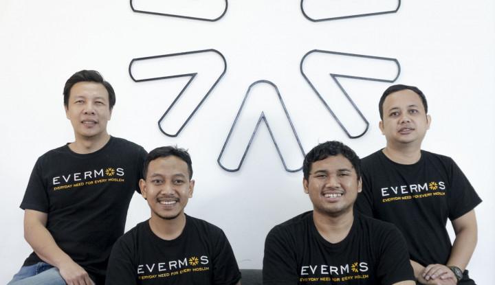 Startup Evermos Catat Tambah Penghasilan Reseller saat Covid-19