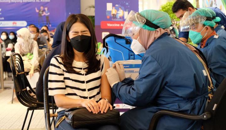 Vaksin untuk Vaksinasi Gotong Royong dan Program Pemerintah Tetap Dibedakan