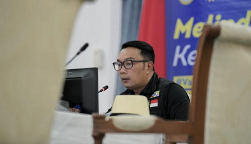 'Merapat' ke Prabowo setelah Megawati, Aksi Ridwan Kamil Disentil: Kadrun Bisa Mabok Ini