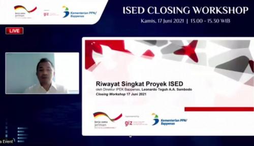 Proyek ISED Berakhir, Kemitraan Strategis untuk Pembangunan Berkelanjutan Jalan Terus