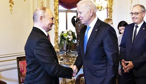 Penarikan Pasukan Amerika di Afghanistan Bukan Perkara Sepele untuk Putin karena...