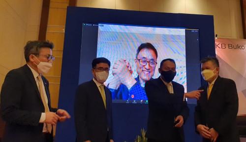 Tugasnya Telah Selesai di KB Bukopin, Rivan Serahkan Tongkat Estafet ke Chang Su Choi