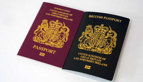 Alamak! Bukannya Yerusalem, Paspor Inggris Justru Tulis Wilayah Palestina yang Diduduki