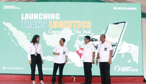 BGR Logistics Perkuat Bisnis dengan Meluncurkan Layanan Trans Logistics