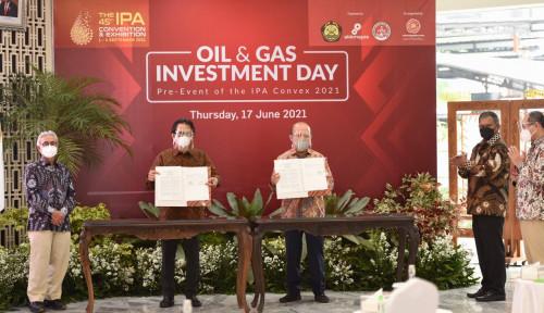 Penuhi Kebutuhan Gas, Pupuk Indonesia Gandeng Genting Oil Kasuri