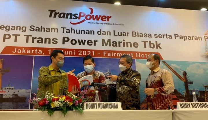 TPMA Kebanjiran Permintaan, TPMA Optimis Kinerja Bakal Tumbuh 30% dan Tambah 4 Kapal Tahun Ini
