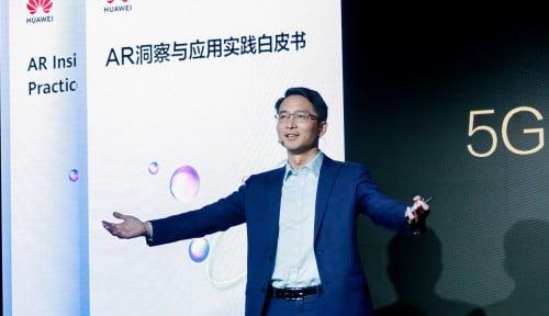 Huawei: Pasar AR Akan Tembus 300 Miliar Dolar di 2025