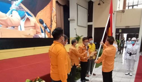 MKGR Jabar Punya Nakhoda Baru, Airlangga Hartarto Didukung Maju Pilpres 2024