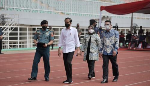 Satgas COVID-19 Jabar Minta Maaf atas Kerumunan Vaksinasi Massal di Stadion GBLA