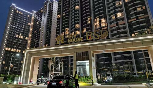 Pengembang Risland Indonesia Segera Lakukan Serah Terima Unit Apartemen Sky House BSD+