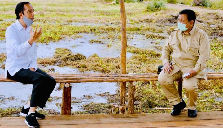 Gagas Jokowi-Prabowo di Pilpres 2024, Alasan Qodari Ternyata untuk...