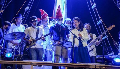Sandiaga Bangkitkan Kembali Festival Jazz Makassar