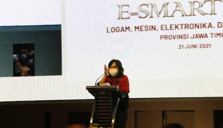 Kemenperin Minta Pelaku IKM Manfaatkan e-Smart IKM