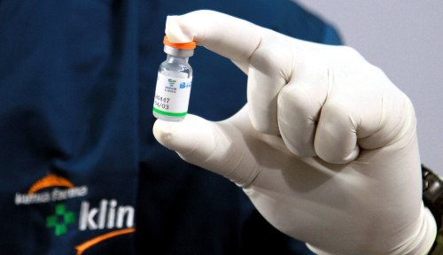 Indonesia Terima Tambahan 1,4 Juta Dosis Vaksin Sinopharm untuk Gotong-Royong