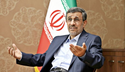 Bekas Presiden Bicara Potensi India Dekat ke Iran Lebih Besar dari China karena...