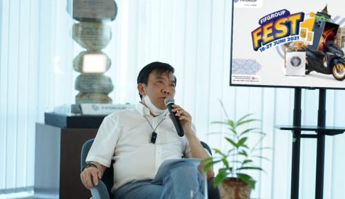 FIF Tebar Promo Pembiayaan di FIF Group Fest