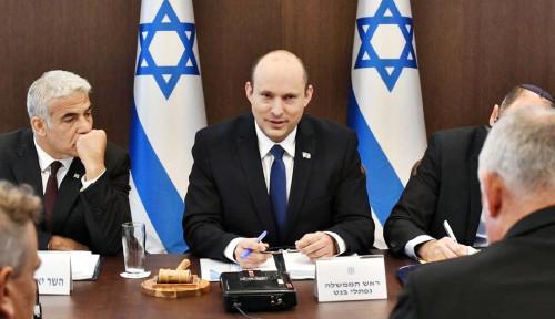 Bennett dalam Rapat Kabinet Perdananya Terdengar Seperti Netanyahu 12 Tahun Lalu, Kok Bisa?