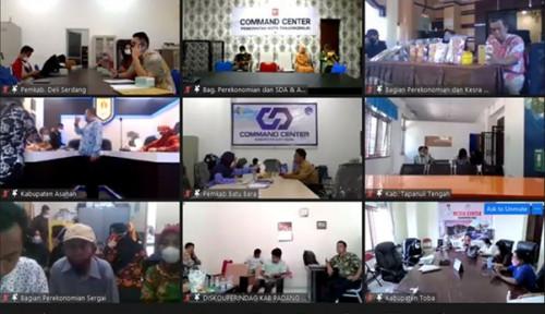 OJK dan TPAKD Sumut Dorong UMKM Naik Kelas dan Go Digital