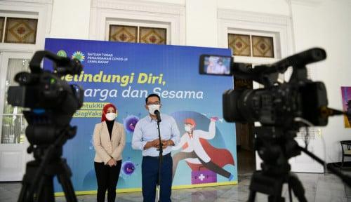 Ridwan Kamil Minta Kepala Daerah Gerak Cepat Tingkatkan Ketersediaan Ruang Rawat Pasien Covid-19