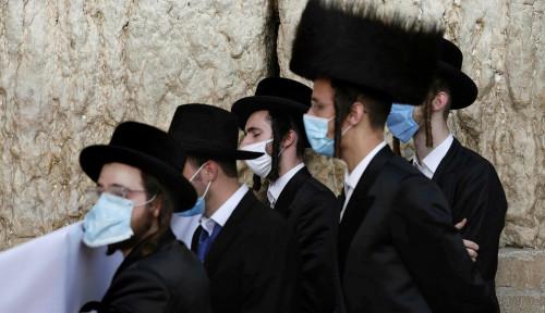 Oxford Beberkan 1 dari 5 Warga Inggris Yakini Corona Hasil Konspirasi Yahudi