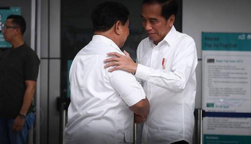 Elektabilitas Jokowi-Prabowo Memang Tinggi, Ada Tapinya...