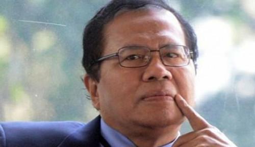 Rizal Ramli Teriak-teriak Lantang, Serukan Ganti Presiden Jokowi