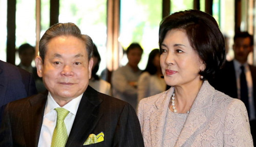 Mengintip Sosok Hong Ra-hee, Janda Konglomerat Samsung, Wanita Terkaya Berharta Rp104 Triliun