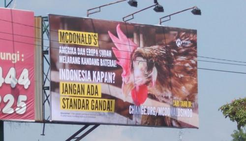 Usai Heboh BTS Meal, McD Kini Diprotes LSM Internasional