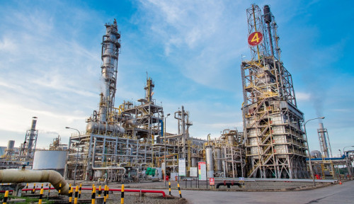 KSP dan Kemenperin Dukung Revitalisasi Industri di Pupuk Kaltim