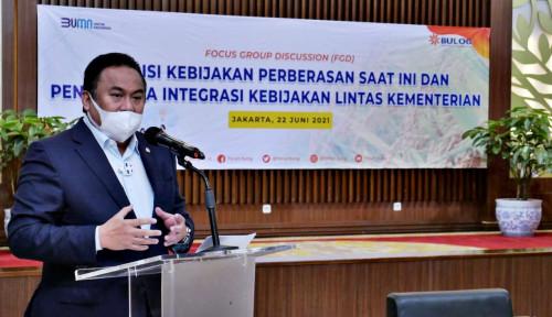 Wakil Ketua DPR Rachmat Gobel: Soal Beras Menyangkut Martabat Bangsa