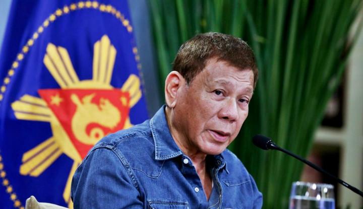 Ditukar Vaksin Corona, Kesepakatan Militer Diteken Bikin Duterte Takluk ke Amerika