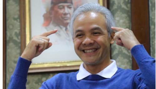 Tanpa Dukungan PDIP, Peluang Ganjar Menang Pilpres 2024 Terbuka Lebar Lho, Bismillah Presiden