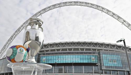Inggris Patut Gembira karena UEFA Kasih Backingan buat Gelar Final Euro 2020 di Wembley