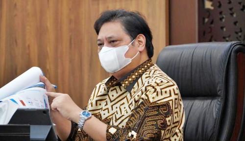 Ssst... Beredar Perintah Pasang Foto Airlangga Hartarto, Demi 2024?