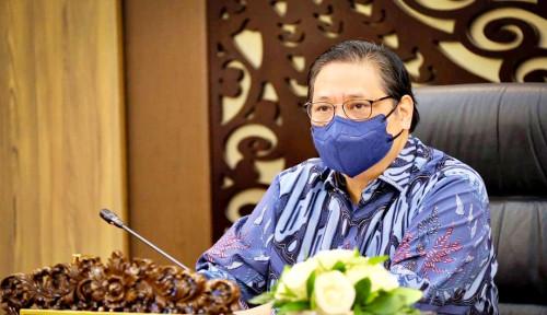 'Dijodohkan' dengan Ganjar Pranowo, Airlangga Merespons: Sopo?