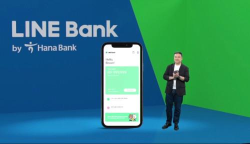 Selamat Datang! LINE Bank Resmi Beroperasi di Indonesia