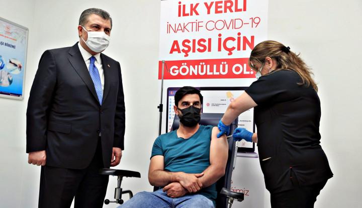 Menakjubkan! Turki Sukses Bikin Turkovac dan Bisa Selesai Akhir 2021
