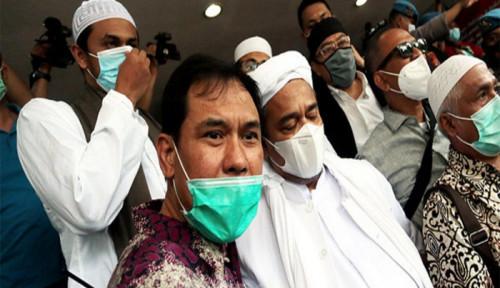 Bukan Rahasia Lagi: Habib Rizieq Target Istana, Satu Paket dengan FPI dan Munarman