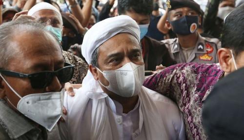 Vonis Habib Rizieq yang Janggal, Pentolan 212 Soroti Kelakuan Hakim: Ada Dugaan Pesanan!