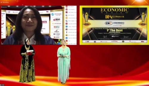 Sabet Penghargaan di ICCA 2021, Askrindo Janji Selalu Berikan Pelayanan Terbaik untuk Nasabah