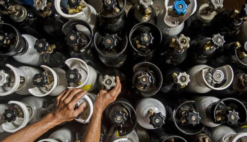 Kanwil I KPPU Lakukan Monitoring Harga Tabung Oksigen di Kota Medan