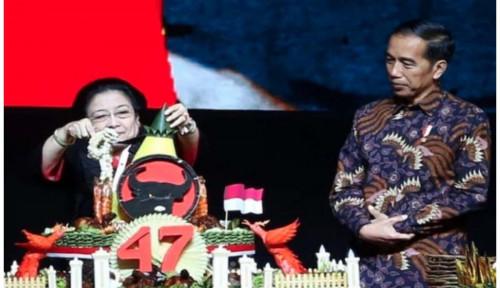 Hubungan Jokowi dan Megawati Tidak Selalu Akrab, Presiden Tunjukkan Diri Bukan Petugas Partai