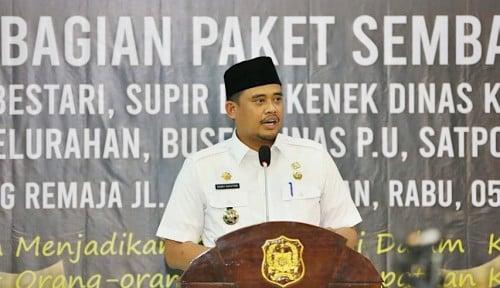 Menantu Jokowi Bikin Gaduh, Gubernur Sentil Bobby Nasution