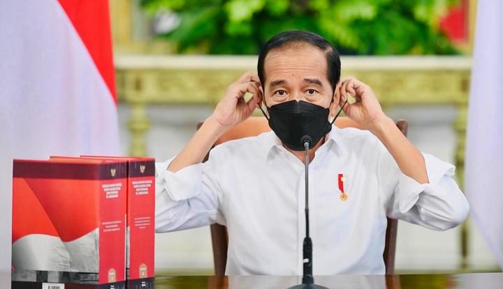 Jokowi Dirongrong Mundur, Tokoh NU Lantang: Gak Usah Lebay!