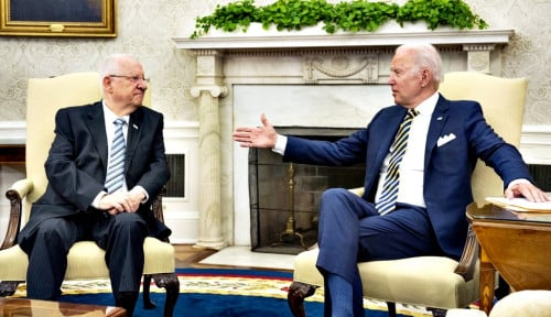 Menyelami Hubungan Spesial Amerika-Israel, Saking Spesialnya Biden Bilang...