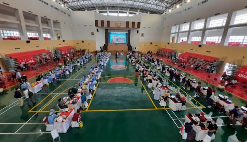Targetkan 200 Ribu Peserta, Bank Banten Dukung Program Vaksinasi Covid-19 di Provinsi Banten