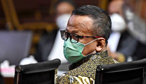 Dituntut Jaksa 5 Tahun Bui, Edhy Prabowo Meringis: Saya Tua, Kekuatan Berkurang